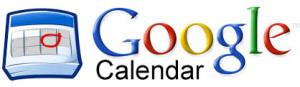 google calendar-organization