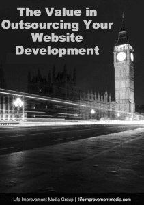 """outsourcing website development"""