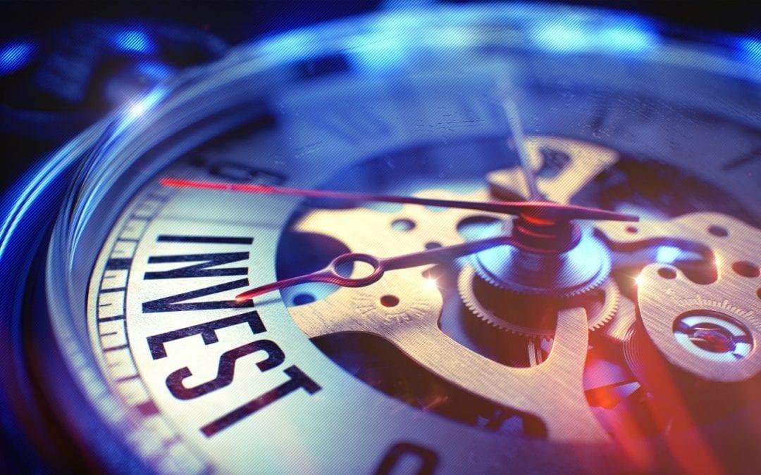 """""""saving time with Life improvement media close up clock image"""""""