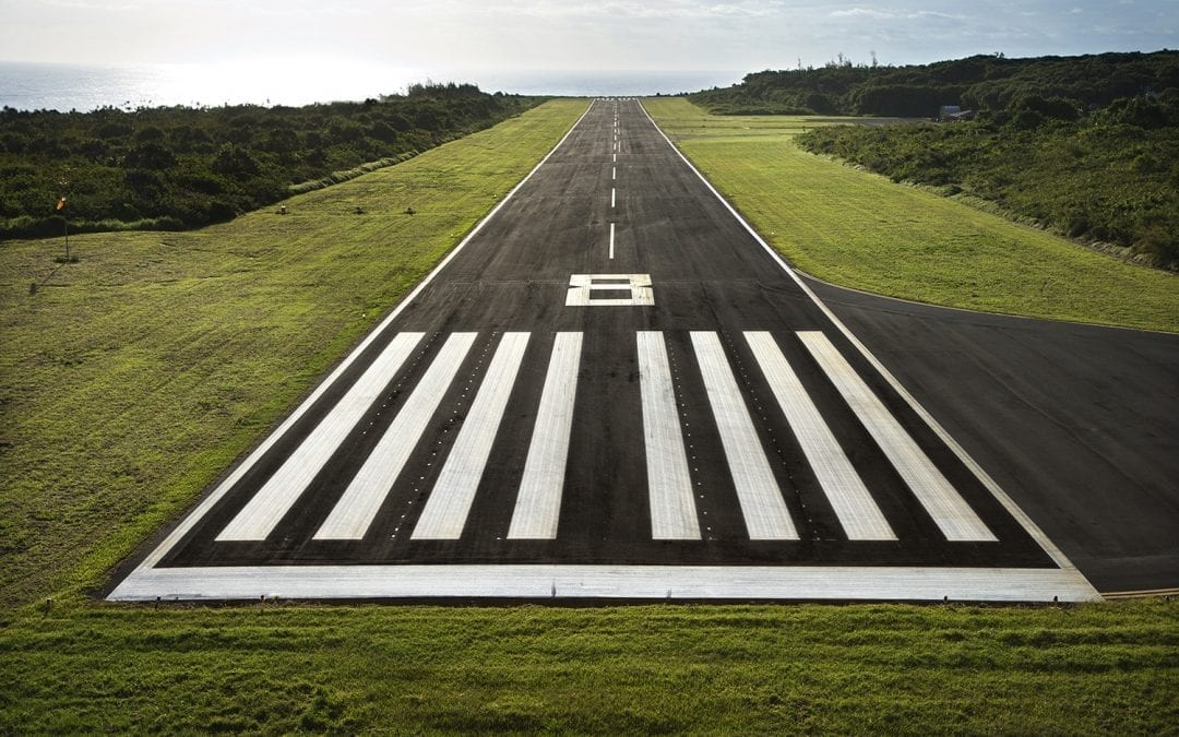 """airplane landing strip used in The Top 10 Landing Page Tips For Small Business Owners blog"""
