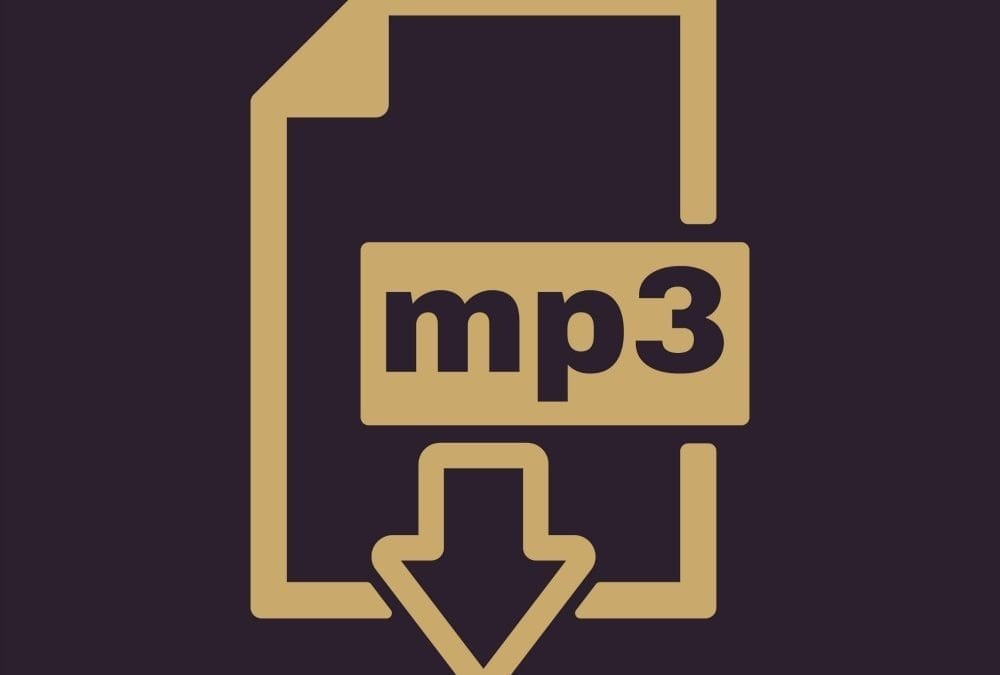 """""""mp3 podcasting blog featured image for life improvement media"""""""