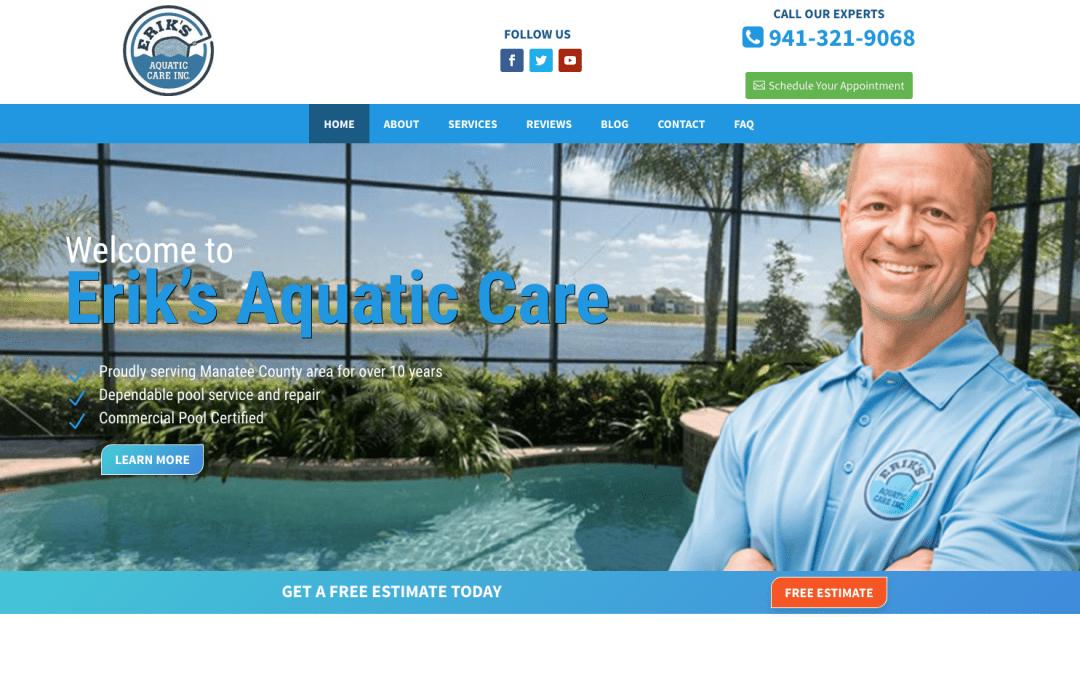 Erik's Aquatic Care